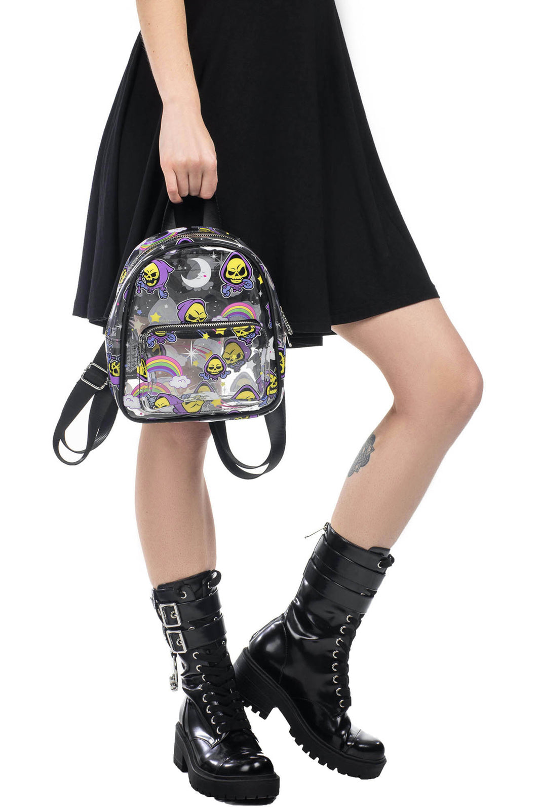 Not Cute Mini Backpack