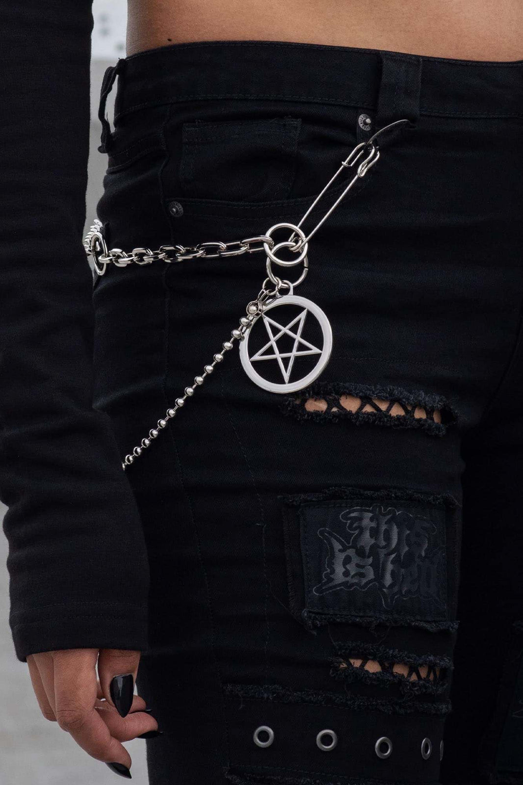 Pentagram Key-Chain