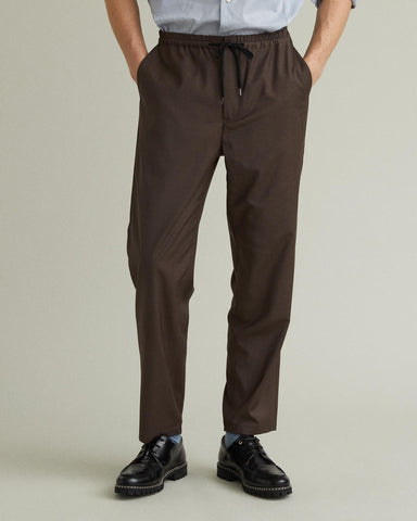 SUMMER WOOL PANTS