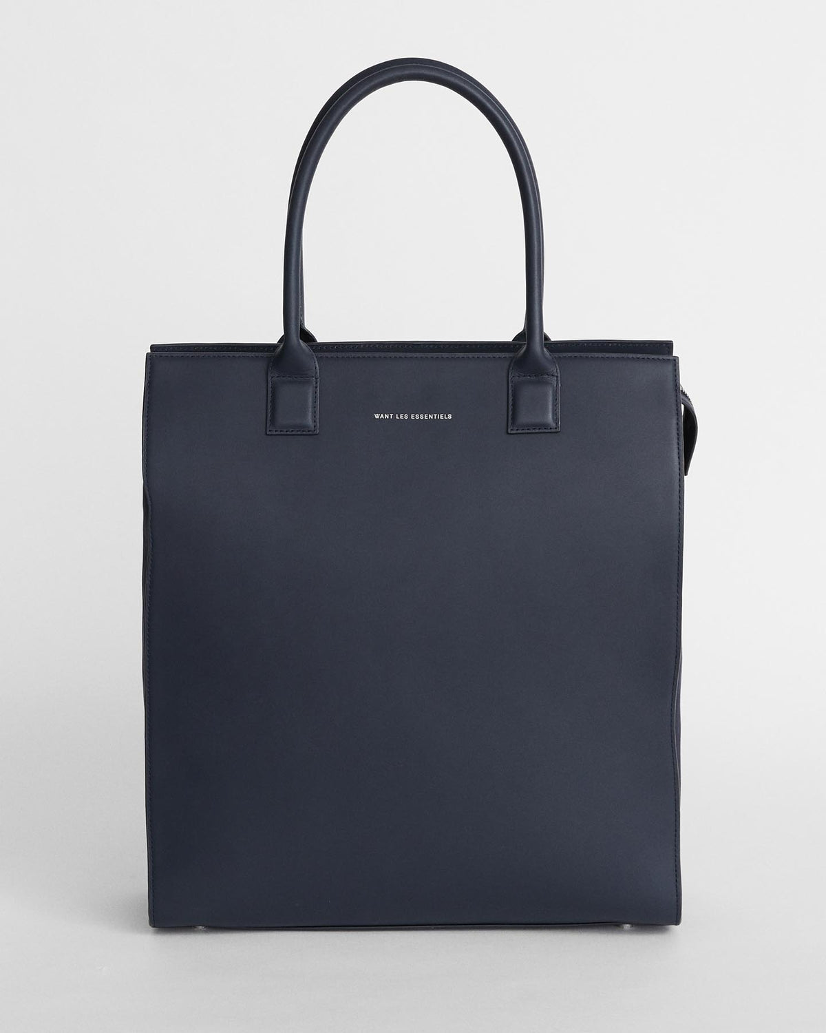 Aberdeen Structured Leather Tote