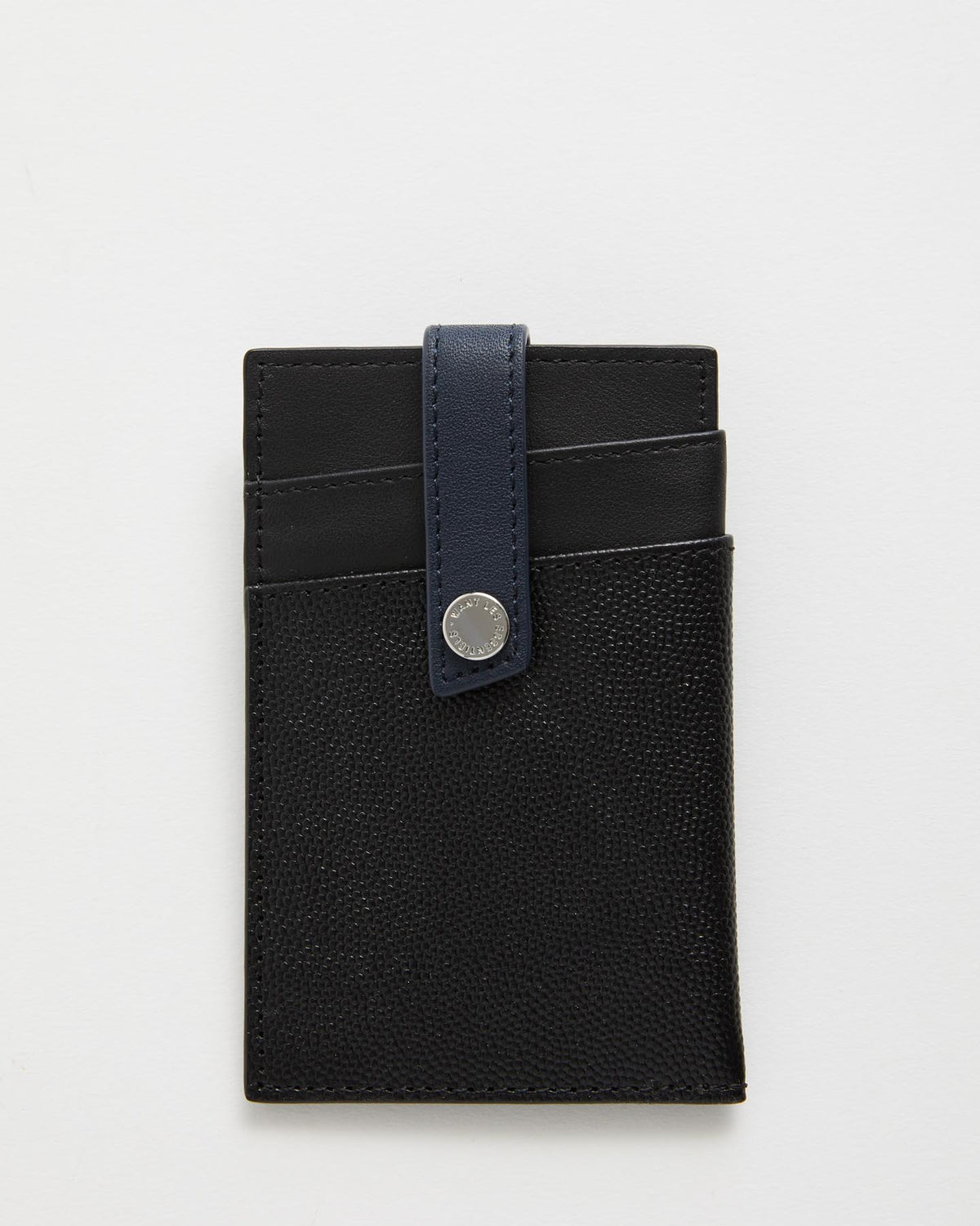 Kennedy Leather Money Clip Wallet