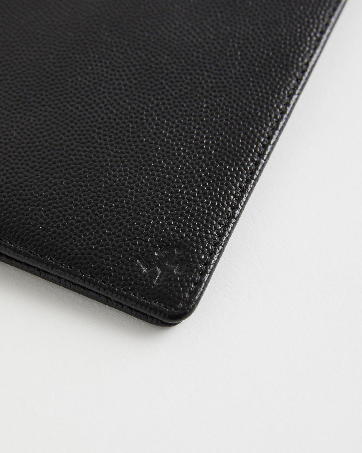 Pearson Caviar Leather Passport Cover