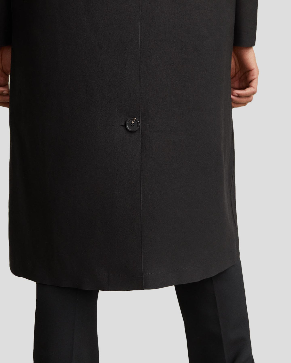Edinburgh Cotton Trench Coat