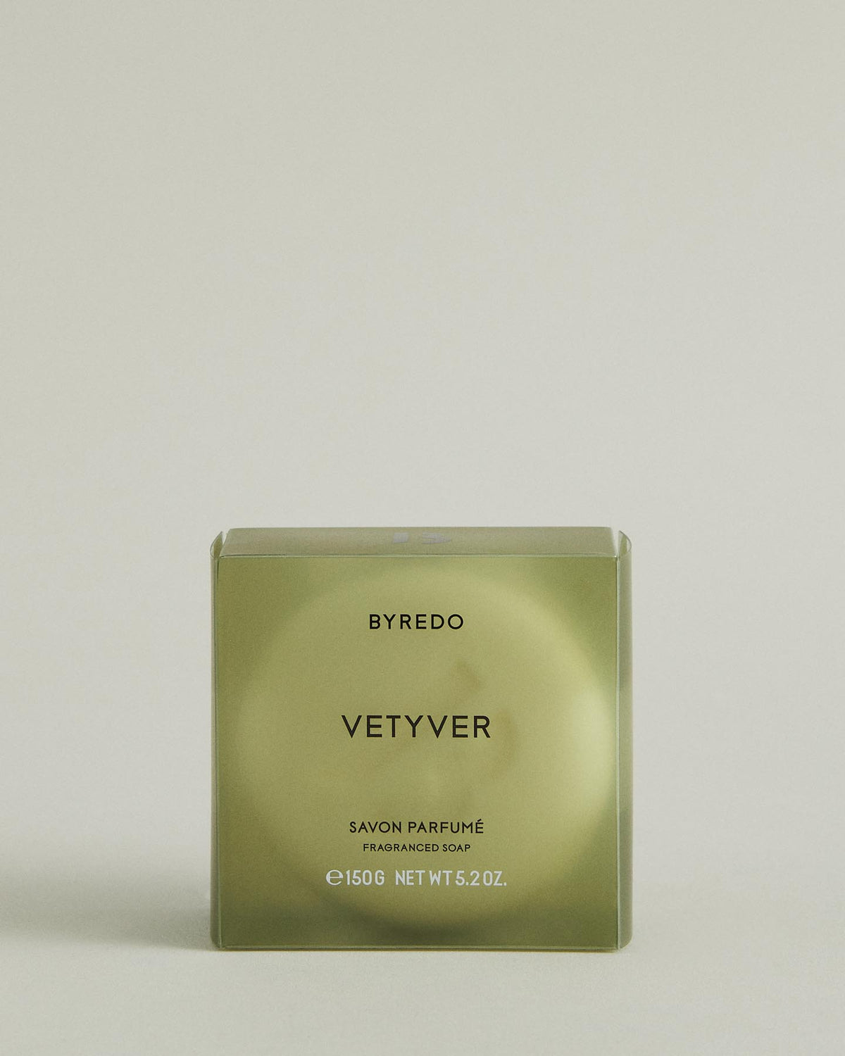 Fragranced Soap Bar: Vetyver - 150 g