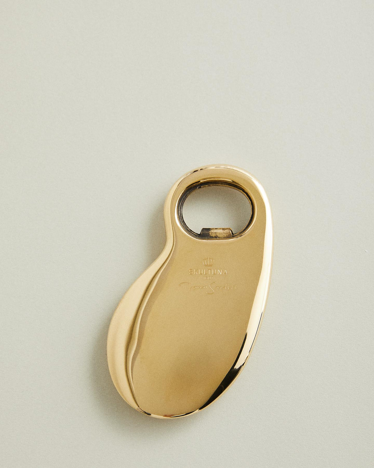 Barbara Brass Bottle Opener