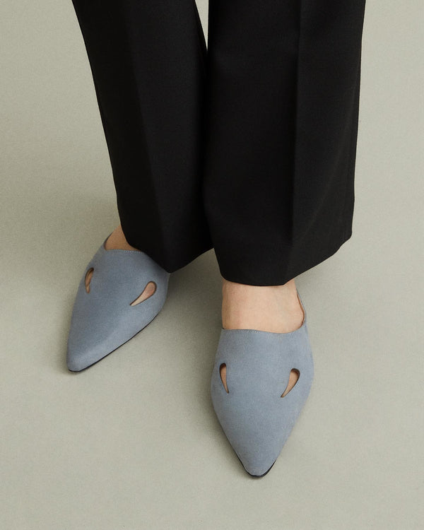 Aurel Nubuck Slipper