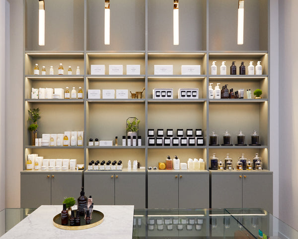 WANT APOTHECARY <span>Featured stores</span>