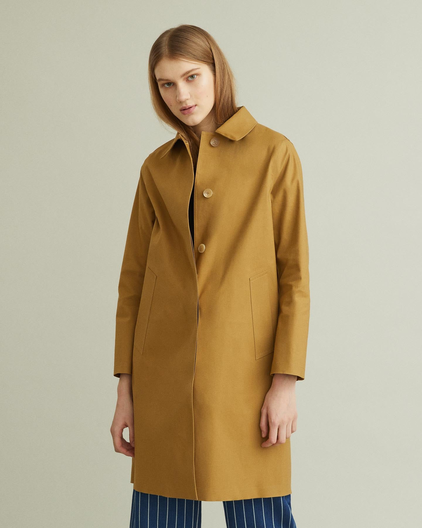 9f91f9297 Ladies Waterproof Bonded Cotton Coat – WANT Apothecary US