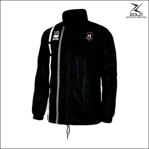 Chimney Corner Hawks Coaches  Rain Jacket