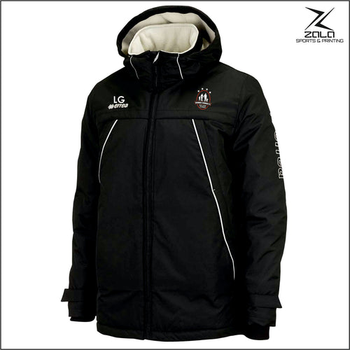 Chimney Corner Hawks Coaches  Iceland Coat