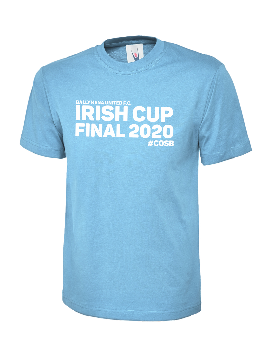 Adult Ballymena Utd Irish Cup Final Tee