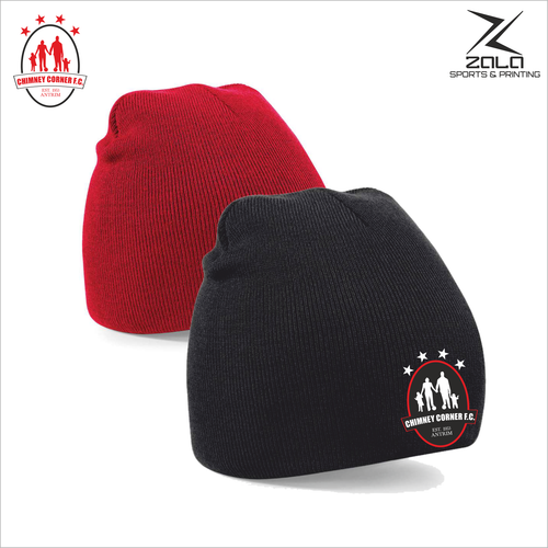 Chimney Corner Hawks Pull-On Beanie