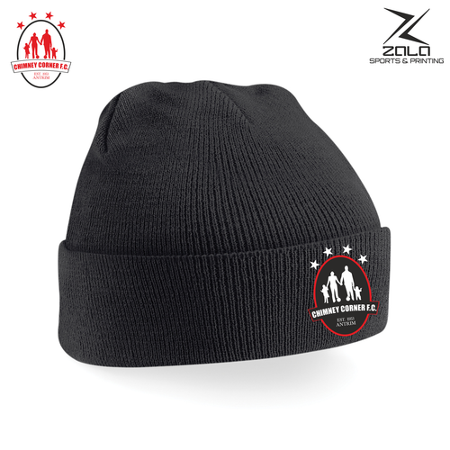 Chimney Corner Hawks Kids Cuffed Beanie