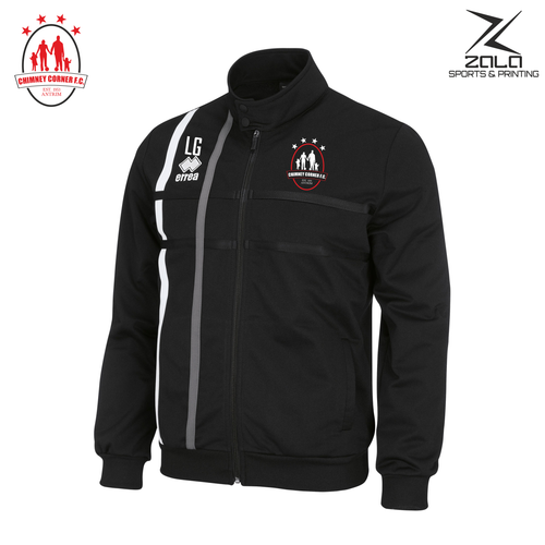 Chimney Corner Hawks Coaches Tracksuit Top