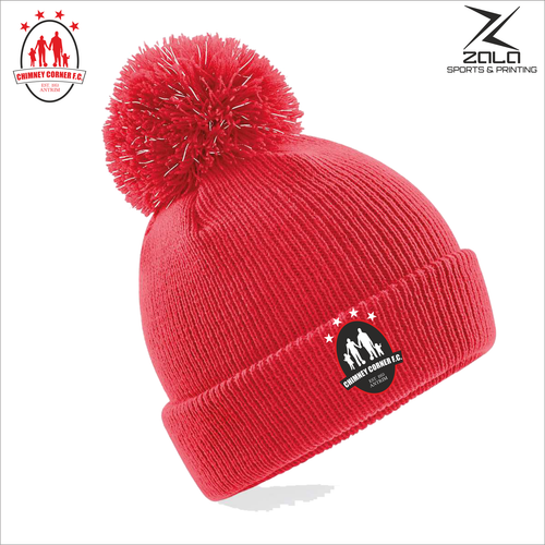 Chimney Corner Hawks Kids Bobble Hat