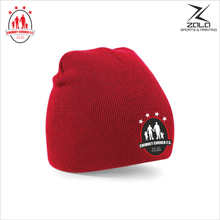 Load image into Gallery viewer, Chimney Corner Hawks Pull-On Beanie