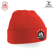 Load image into Gallery viewer, Chimney Corner Hawks Cuffed Beanie