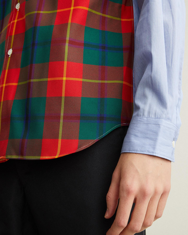 Cotton_Chambray_And_Tartan_Shirt