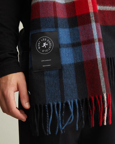 Hibiya Scottish Lambswool Scarf