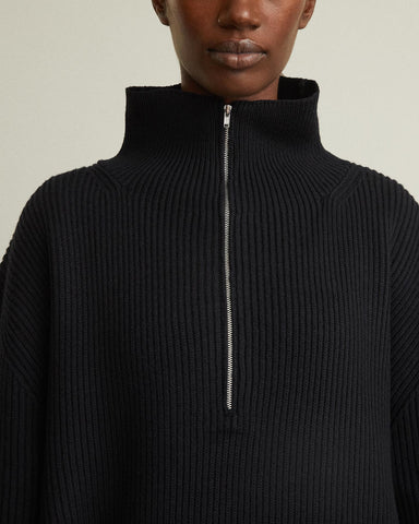 tomar-oversized-zip-neck-sweater