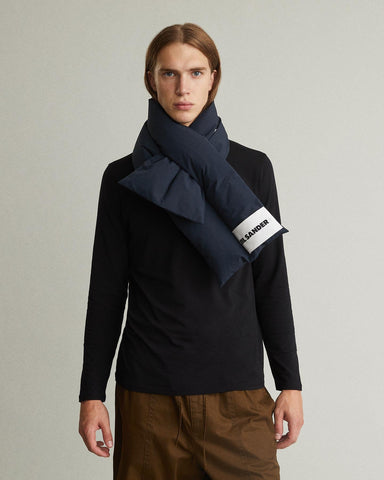 Down Puffer Scarf