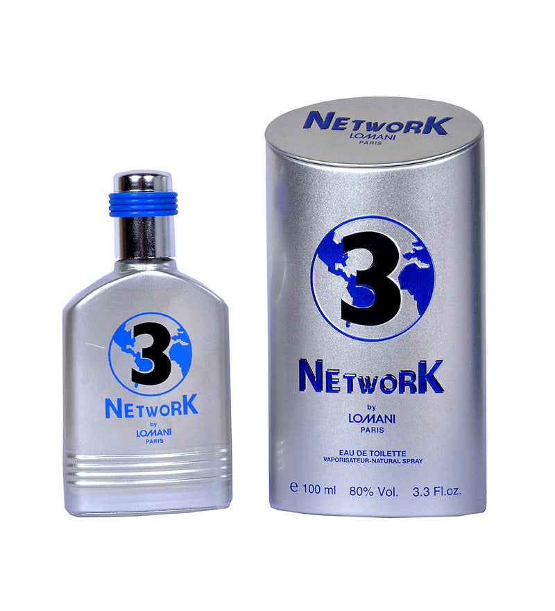 LOMANI NETWORK 3 (100ML) EDT