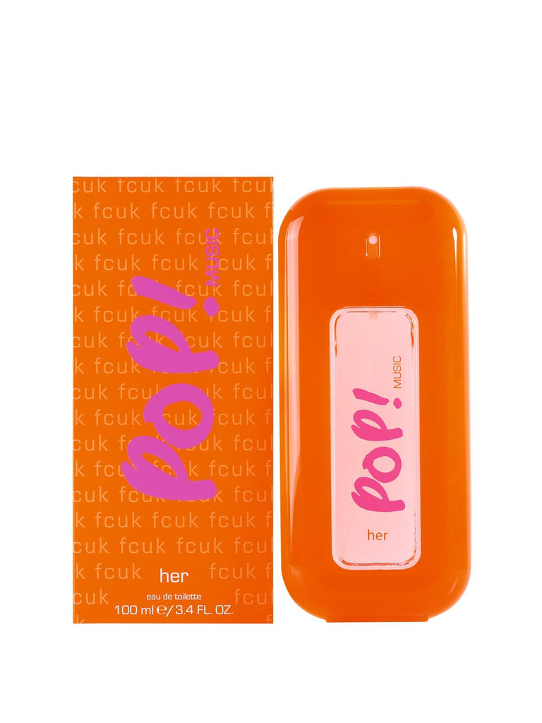 FCUK POP MUSIC (100ML) EDT