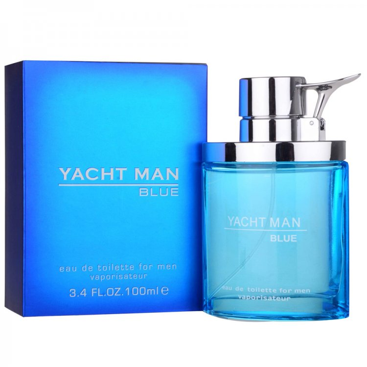 YACHT MAN BLUE (100ML) EDT