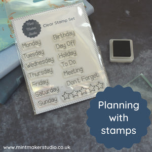 Planning With Stamps