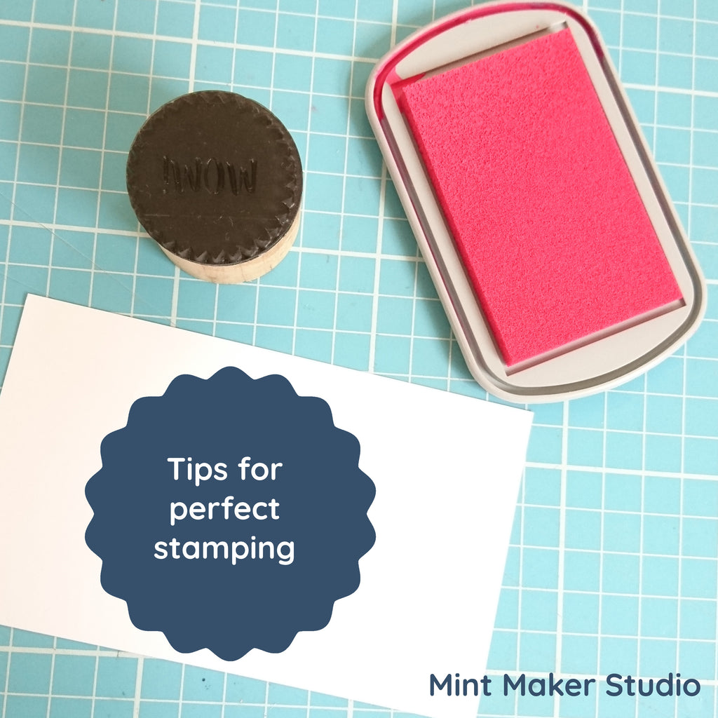 Tips for Perfect Stamping