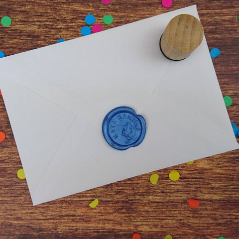 Personalised Wax Seal Stamp