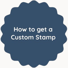 How to get a custom stamp