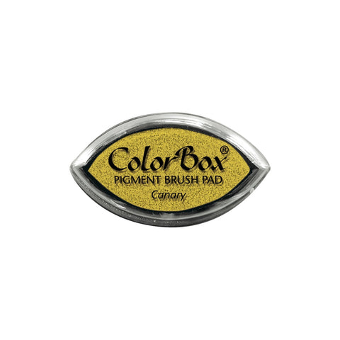 Canary Colorbox cat's eye mini ink pad