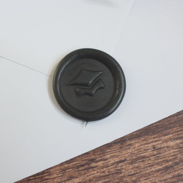 Self Adhesive Wax Seal Stickers - Graduation