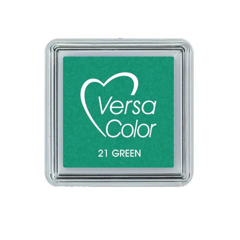 Green Tsukineko Versacolor small ink pad
