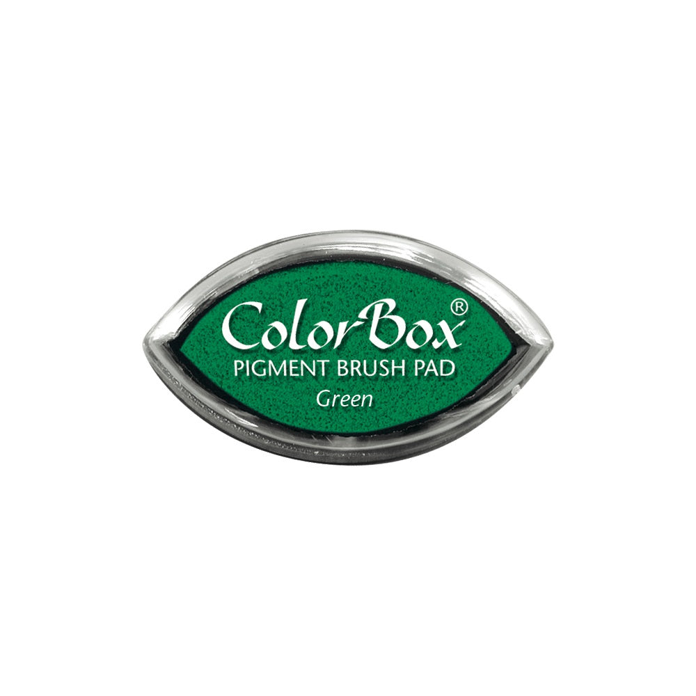Green Colorbox cat's eye mini ink pad