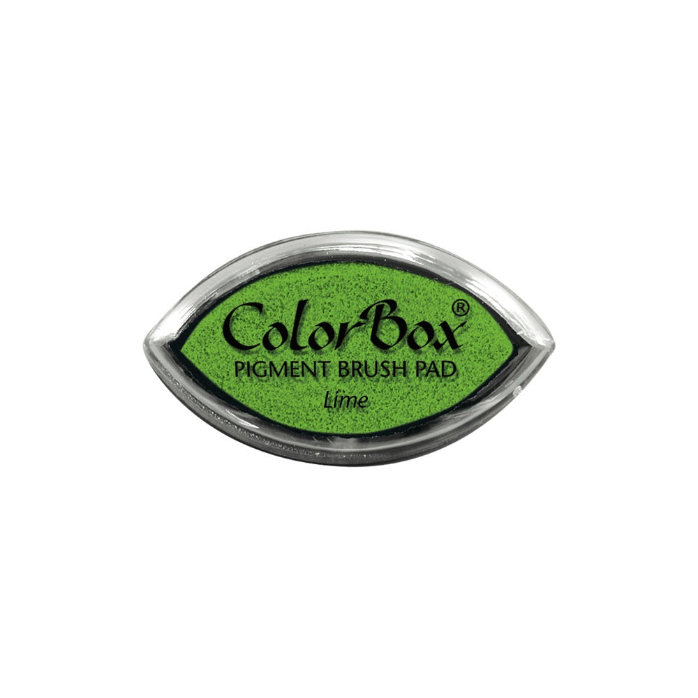 Lime Colorbox cat's eye mini ink pad