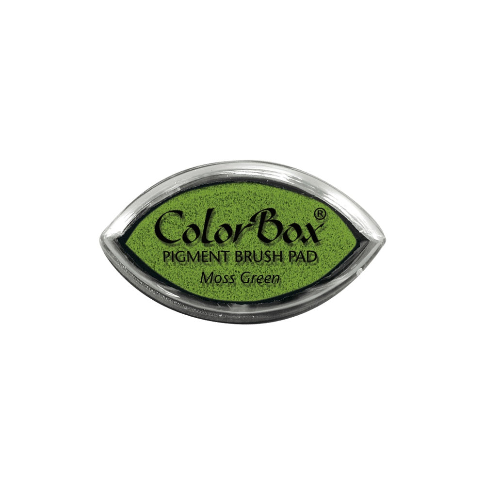 Moss Green Colorbox cat's eye mini ink pad