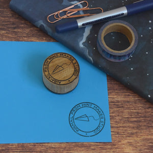 Personalised Airmail Stamp