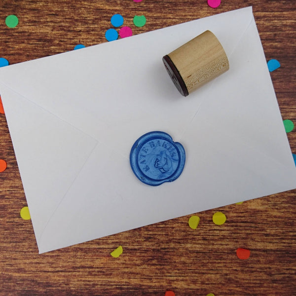 Personalised Wax Seal Stamp - Your Design