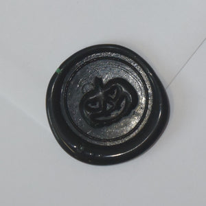Pumpkin Wax Seal Stamp