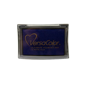 Royal Blue Tsukineko Versacolor large ink pad