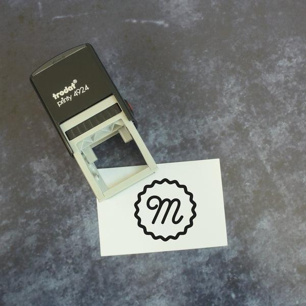 Personalised Self Inking Stamp - Your Design