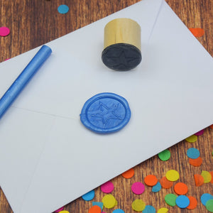 Star Wax Seal Stamp