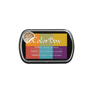 Farmhouse Colorbox Crafter's multicolored ink pad