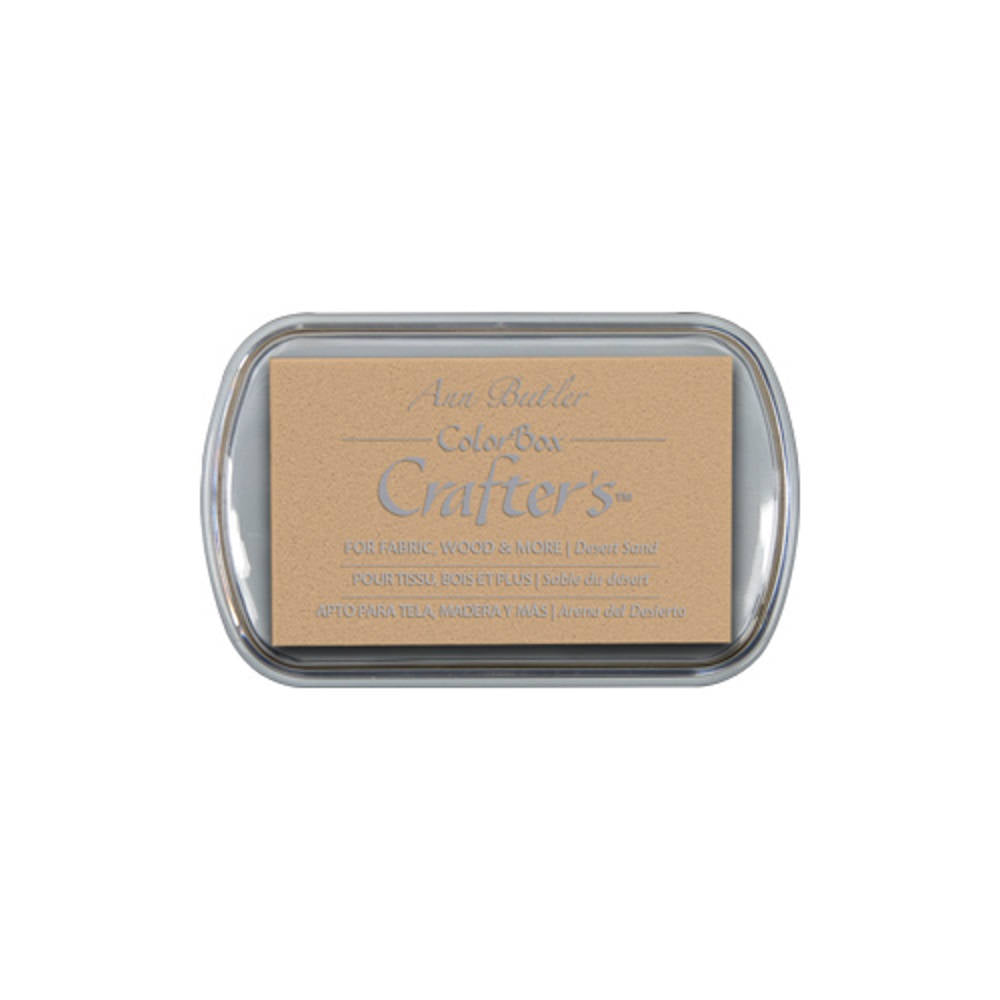 Desert Sand Colorbox Crafter's full size ink pad