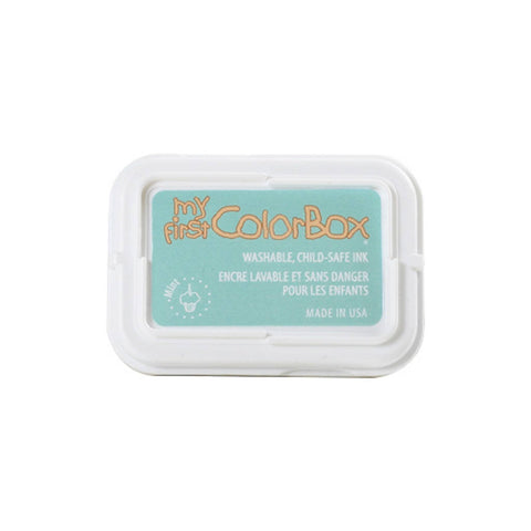 Mint My First Colorbox child safe ink pad