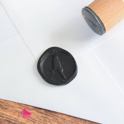 Raven Wax Seal Stamp