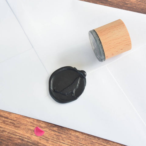 Howling Wolf Wax Seal Stamp