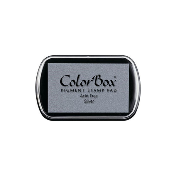 Silver Colorbox full size ink pad